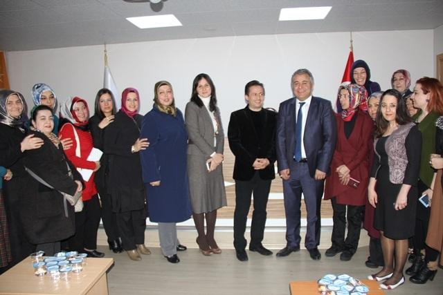 Tuzla'nın Kadın Kolları Başkan Adayı Derya Bacacı 10