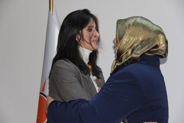 Tuzla'nın Kadın Kolları Başkan Adayı Derya Bacacı 6