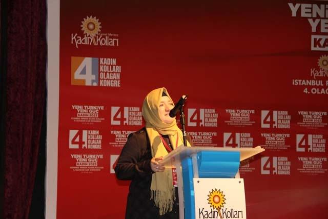 Ak Parti Pendik Kadın Kolları Başkanı Öznur Canayakın oldu 12