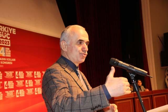 Ak Parti Pendik Kadın Kolları Başkanı Öznur Canayakın oldu 14