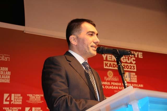 Ak Parti Pendik Kadın Kolları Başkanı Öznur Canayakın oldu 17