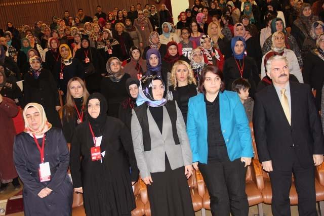 Ak Parti Pendik Kadın Kolları Başkanı Öznur Canayakın oldu 9