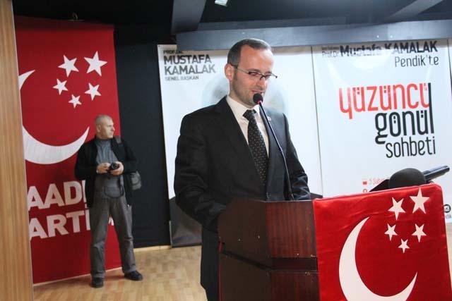 Saadet Partisi Genel Başkanı Pendik'te Konuştu 2