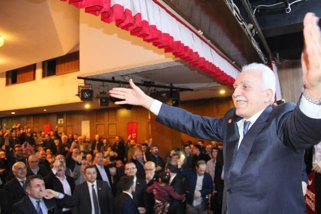 Saadet Partisi Genel Başkanı Pendik'te Konuştu 6