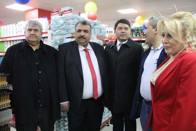 Yeni İstanbul Marketi'nin Açılışı Gerçekleşti 11