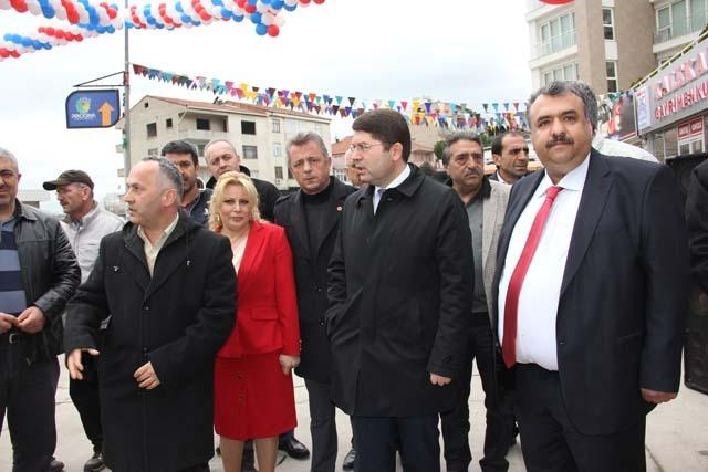 Yeni İstanbul Marketi'nin Açılışı Gerçekleşti 4