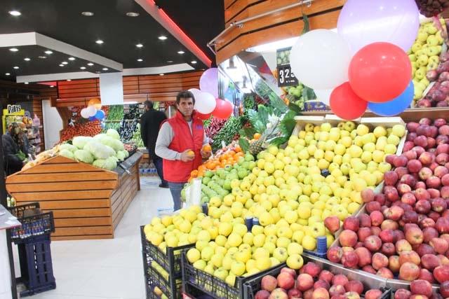 Yeni İstanbul Marketi'nin Açılışı Gerçekleşti 6