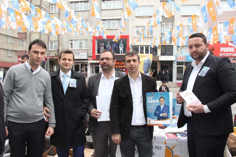 Ak Parti İstanbul Haldun Alagaş Temayül Yoklaması Fotoğrafları 1