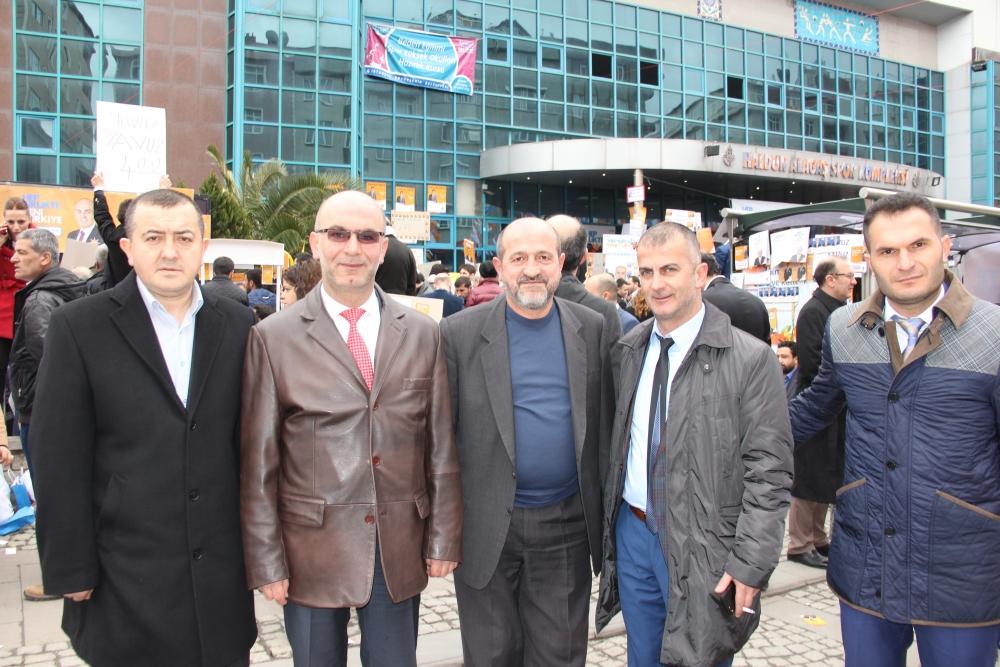 Ak Parti İstanbul Haldun Alagaş Temayül Yoklaması Fotoğrafları 10
