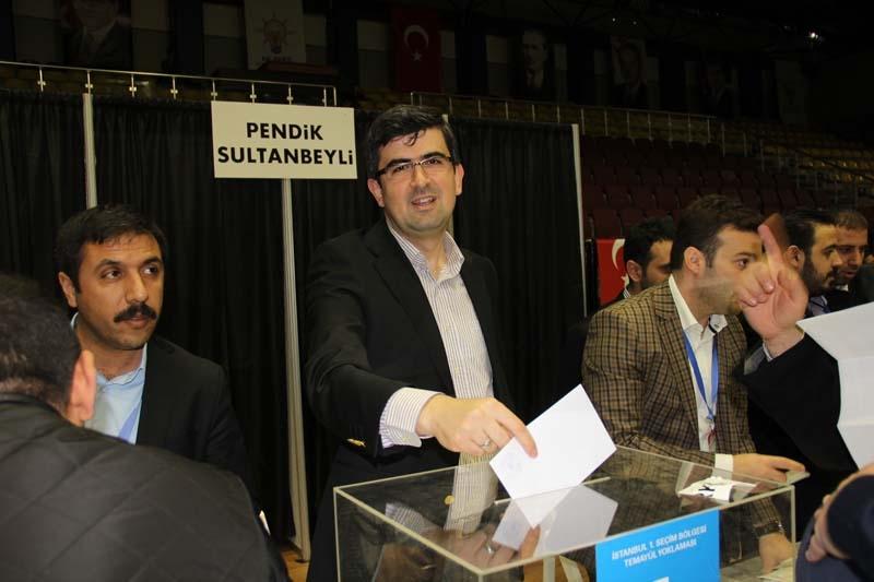 Ak Parti İstanbul Haldun Alagaş Temayül Yoklaması Fotoğrafları 14