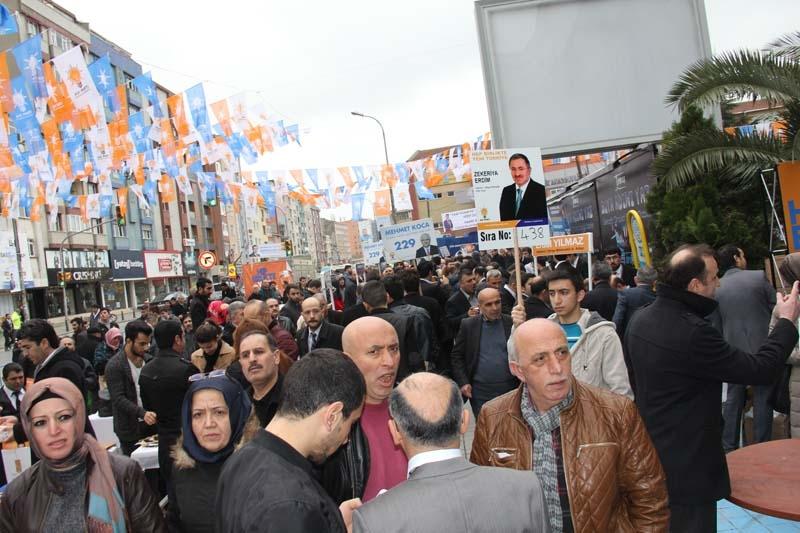 Ak Parti İstanbul Haldun Alagaş Temayül Yoklaması Fotoğrafları 2