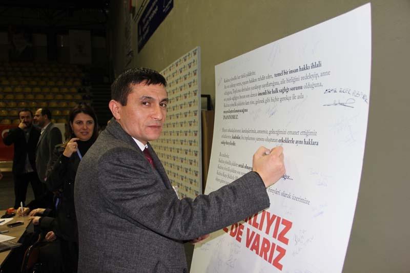 Ak Parti İstanbul Haldun Alagaş Temayül Yoklaması Fotoğrafları 8