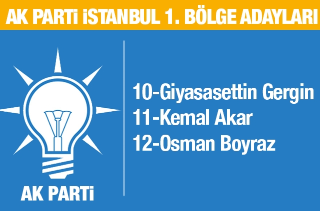 AK Parti Milletvekili Aday Listelerini Açıklıyoruz 3