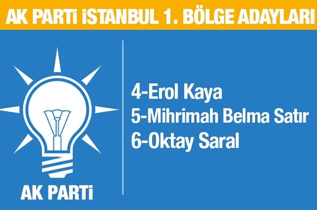 AK Parti Milletvekili Aday Listelerini Açıklıyoruz 5