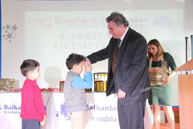 Balkanlar Koleji Matematik Olimpiyatları Ödül Töreni - Foto Galeri 11