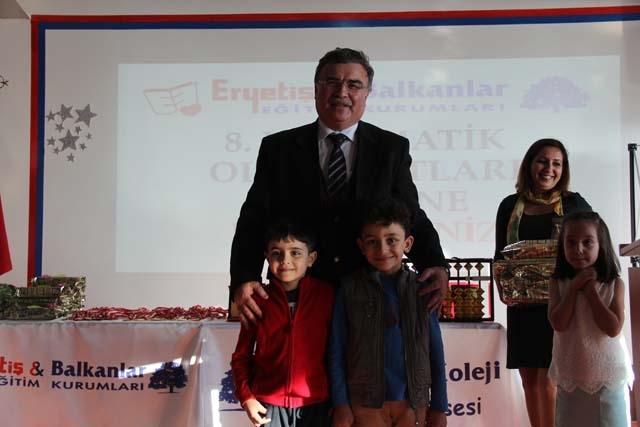 Balkanlar Koleji Matematik Olimpiyatları Ödül Töreni - Foto Galeri 12