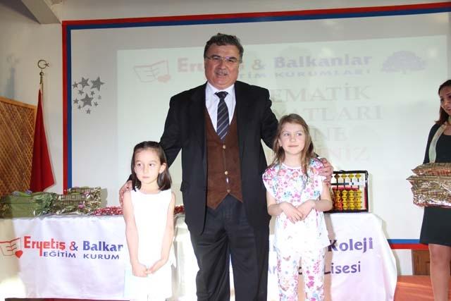 Balkanlar Koleji Matematik Olimpiyatları Ödül Töreni - Foto Galeri 13