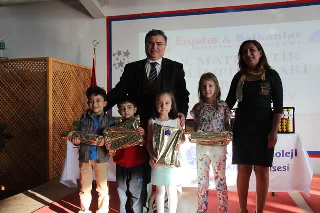 Balkanlar Koleji Matematik Olimpiyatları Ödül Töreni - Foto Galeri 14
