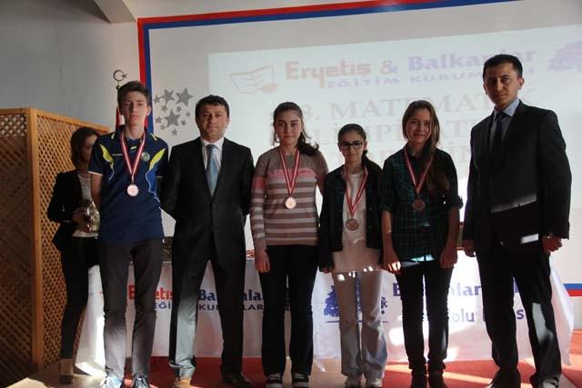 Balkanlar Koleji Matematik Olimpiyatları Ödül Töreni - Foto Galeri 15