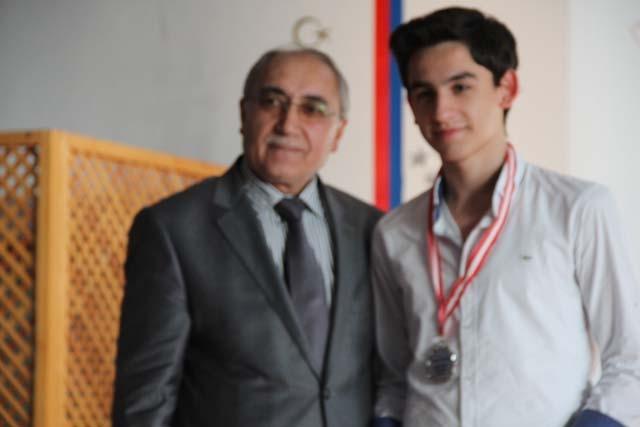 Balkanlar Koleji Matematik Olimpiyatları Ödül Töreni - Foto Galeri 17