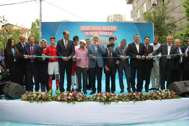 Neşet Ertaş Kültür merkezinin Foto galerisi 11