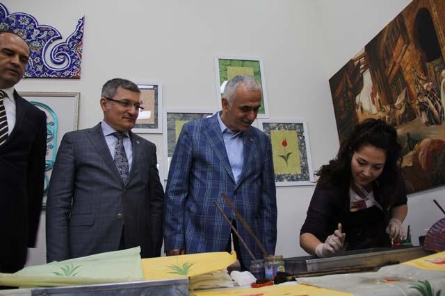 Neşet Ertaş Kültür merkezinin Foto galerisi 13