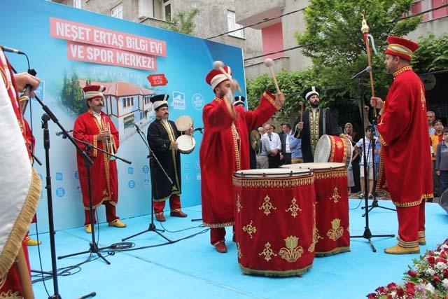 Neşet Ertaş Kültür merkezinin Foto galerisi 2