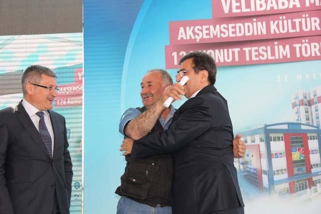 Velibaba Akşemseddin Kültür Merkezinin Açılış Törenin Foto galerisi 15