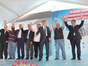 Velibaba Akşemseddin Kültür Merkezinin Açılış Törenin Foto galerisi