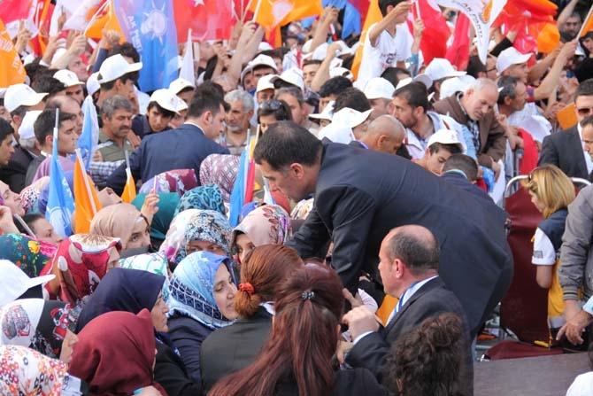 Pendik, Ahmet Davutoğlu'nu Çamçeşme'de ağırladı - FOTO GALERİ 10