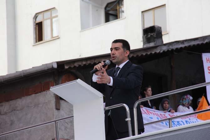 Pendik, Ahmet Davutoğlu'nu Çamçeşme'de ağırladı - FOTO GALERİ 13