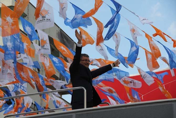 Pendik, Ahmet Davutoğlu'nu Çamçeşme'de ağırladı - FOTO GALERİ 14