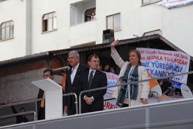 Pendik, Ahmet Davutoğlu'nu Çamçeşme'de ağırladı - FOTO GALERİ 17
