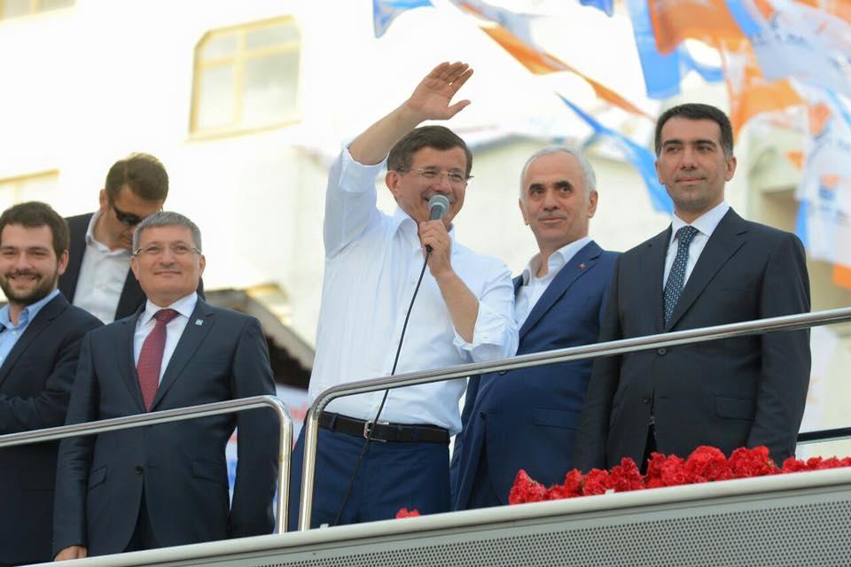 Pendik, Ahmet Davutoğlu'nu Çamçeşme'de ağırladı - FOTO GALERİ 18