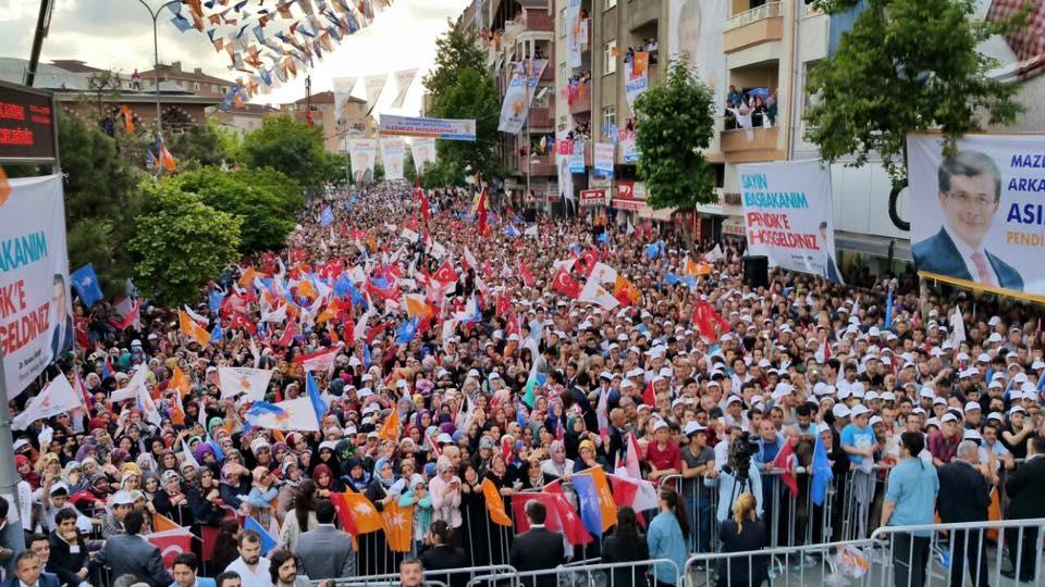 Pendik, Ahmet Davutoğlu'nu Çamçeşme'de ağırladı - FOTO GALERİ 19