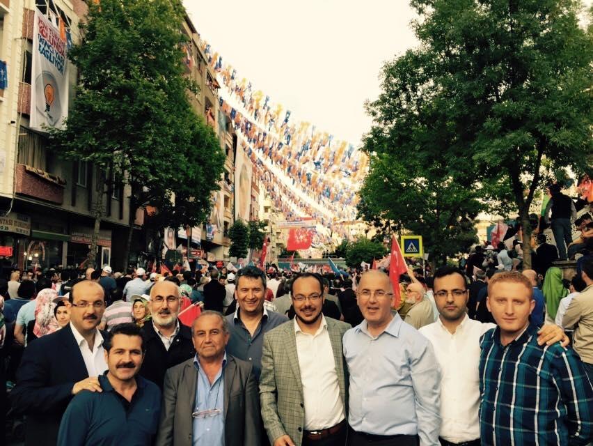 Pendik, Ahmet Davutoğlu'nu Çamçeşme'de ağırladı - FOTO GALERİ 20
