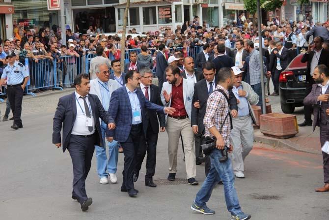 Pendik, Ahmet Davutoğlu'nu Çamçeşme'de ağırladı - FOTO GALERİ 4