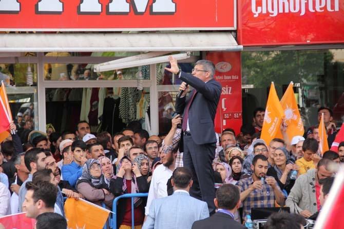 Pendik, Ahmet Davutoğlu'nu Çamçeşme'de ağırladı - FOTO GALERİ 5