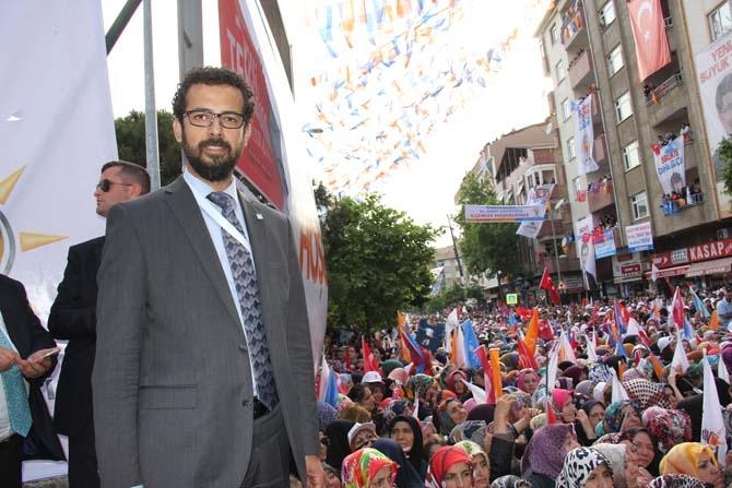 Pendik, Ahmet Davutoğlu'nu Çamçeşme'de ağırladı - FOTO GALERİ 7
