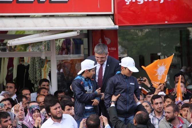 Pendik, Ahmet Davutoğlu'nu Çamçeşme'de ağırladı - FOTO GALERİ 8