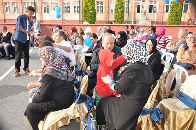 Fatih Anadolu'da Lisesi Mezuniyet töreni - Foto Galeri 3