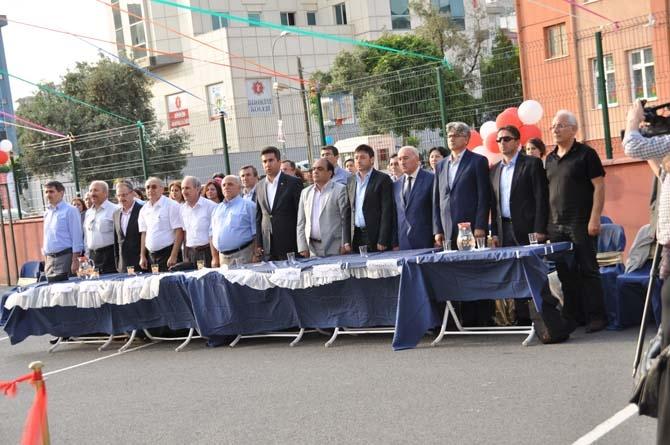 Fatih Anadolu'da Lisesi Mezuniyet töreni - Foto Galeri 4