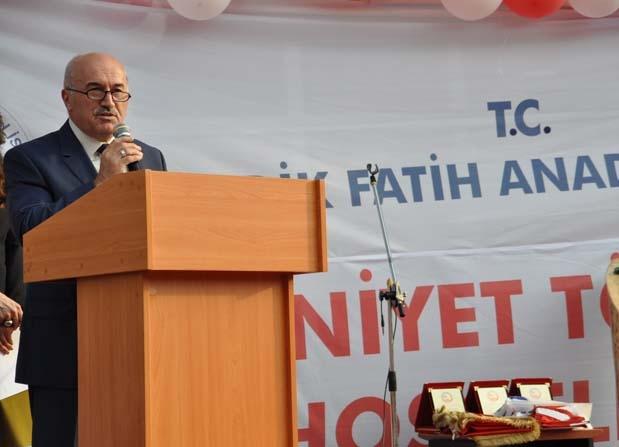Fatih Anadolu'da Lisesi Mezuniyet töreni - Foto Galeri 5