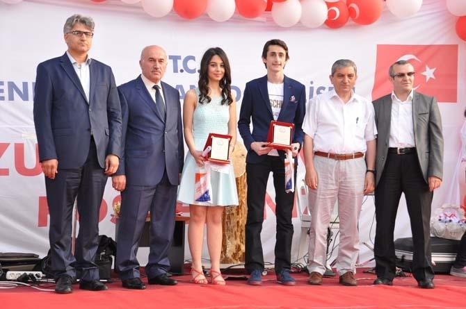 Fatih Anadolu'da Lisesi Mezuniyet töreni - Foto Galeri 7