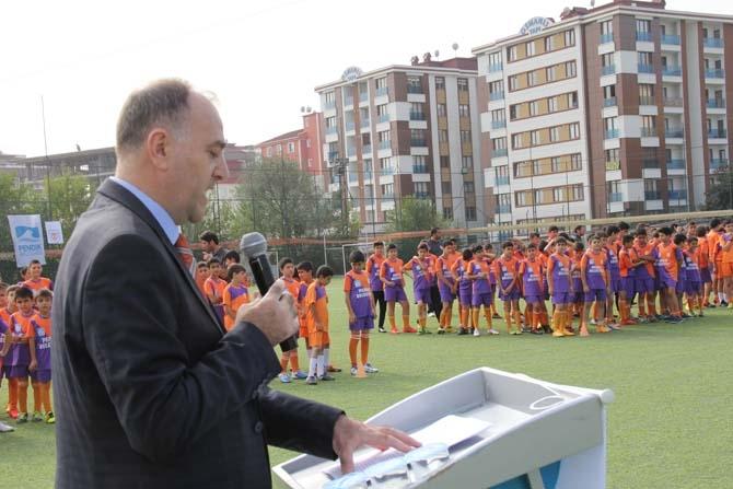 Kurtköy Futbol Okulu ve Kulübü 2015-2016 Sezon Açılışı 16