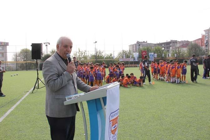 Kurtköy Futbol Okulu ve Kulübü 2015-2016 Sezon Açılışı 17