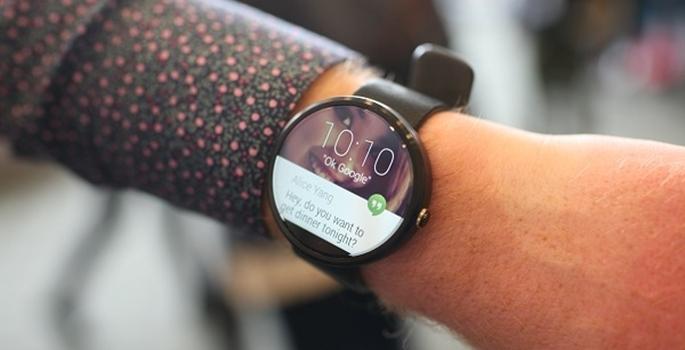 2014'te akıllı saatler hız kesmedi! 1
