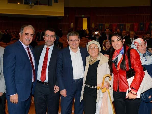 AK Parti Pendik'in 74. Danışma Meclisi Fotoğrafları 10