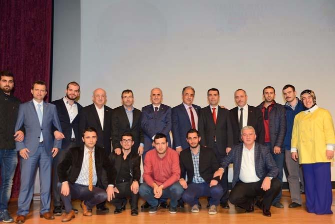 AK Parti Pendik'in 74. Danışma Meclisi Fotoğrafları 14