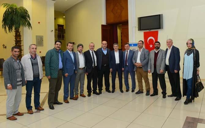 AK Parti Pendik'in 74. Danışma Meclisi Fotoğrafları 17